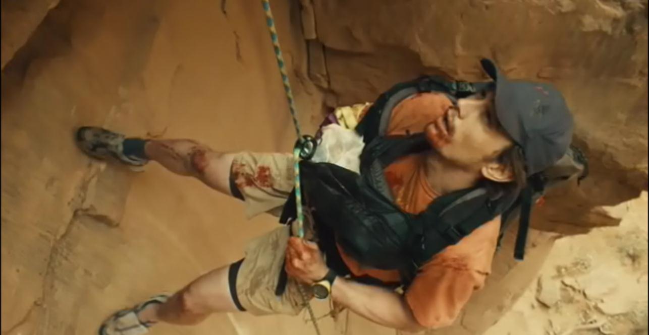 Reportase Perjalanan dan Film 127 Hours Sedang Belajar