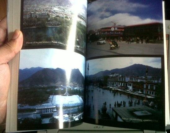foto-foto keren dalam buku