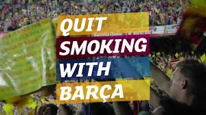 quit smoking with barca