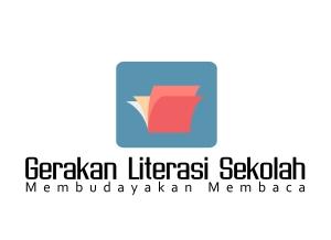 Logo Gerakan Literasi Sekolah