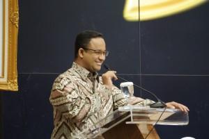 Pembicara Utama; Pak Anies